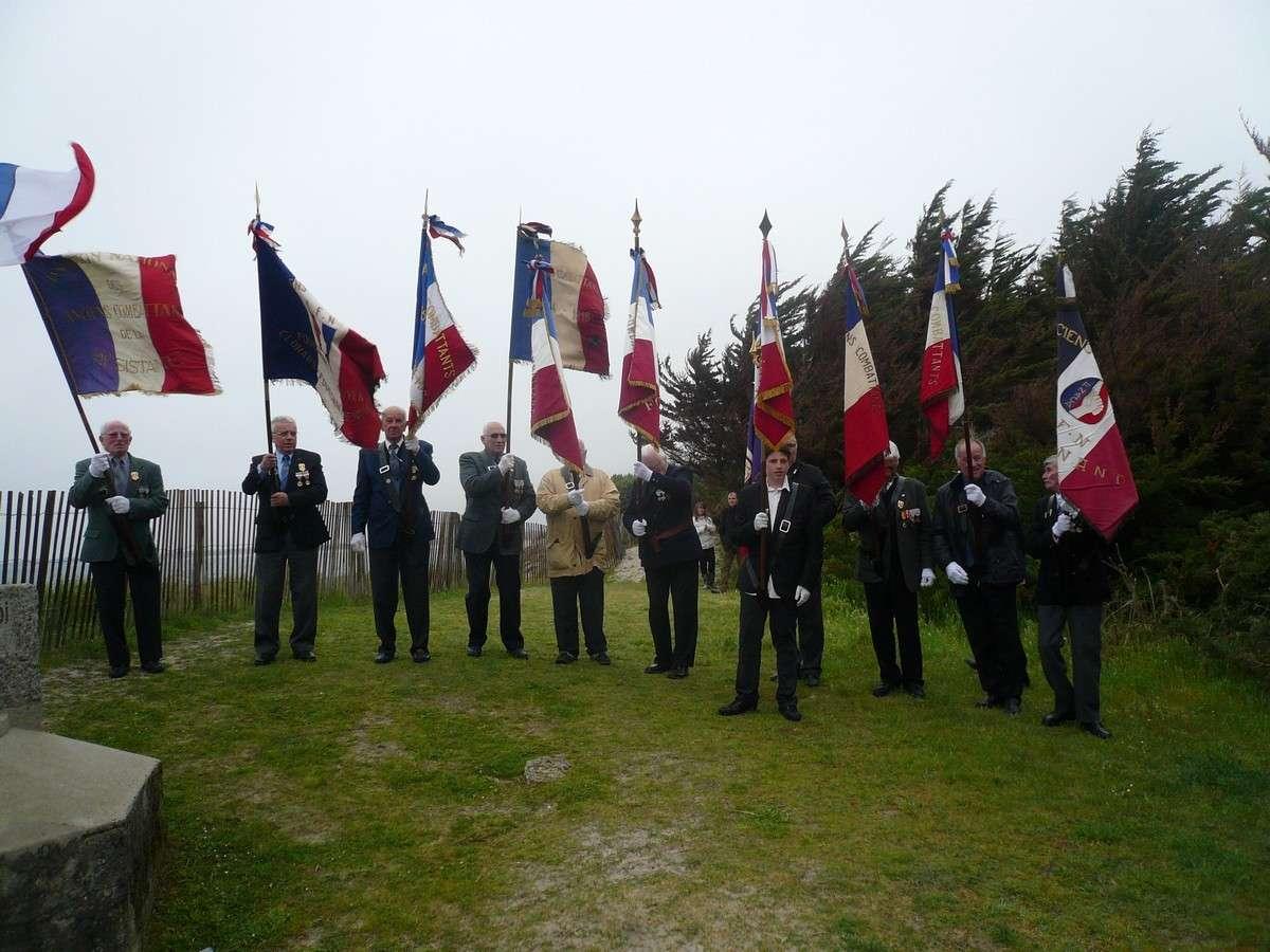 [ Histoires et histoire ] Commémoration du 8 mai 1945 à Fouesnant 224
