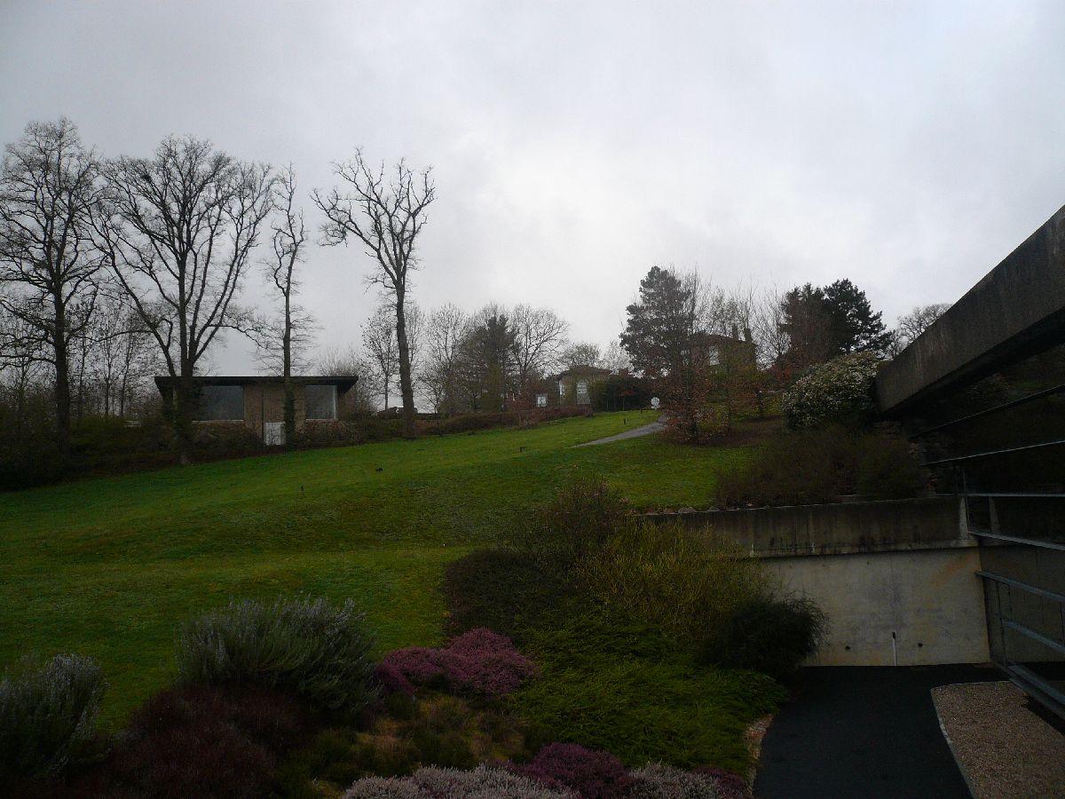 Sortie classe de 1ère S Lycée de Fouesnant à Chasseneuil sur Bonnieure (16) et Village martyr Oradour/Glane (87) 3611