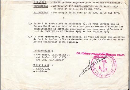 LA SPÉCIALITÉ DE SECRÉTAIRE MILITAIRE - Page 5 Tampon10