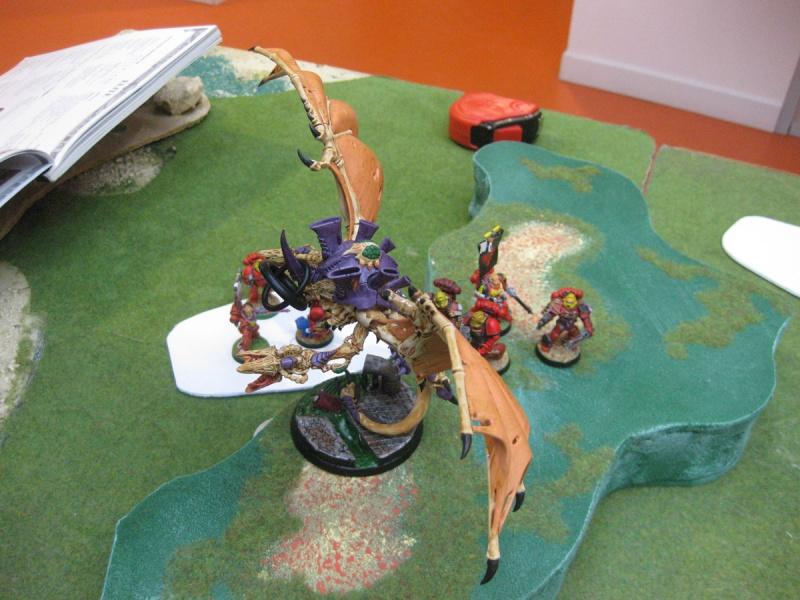 Rapport de bataille BLLOD ANGEL vs TYRANIDS Img_3111