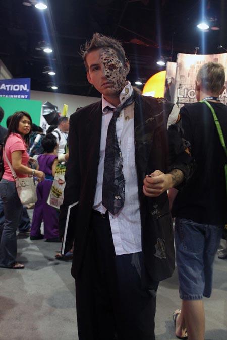 San Diego Comic Con Costumes Sdcc10
