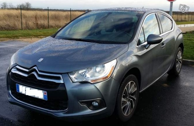 DS4 THP 155 BMP6 : 14900 euros Ds411