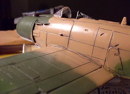 a1h skyraider au 1/48 Sky410