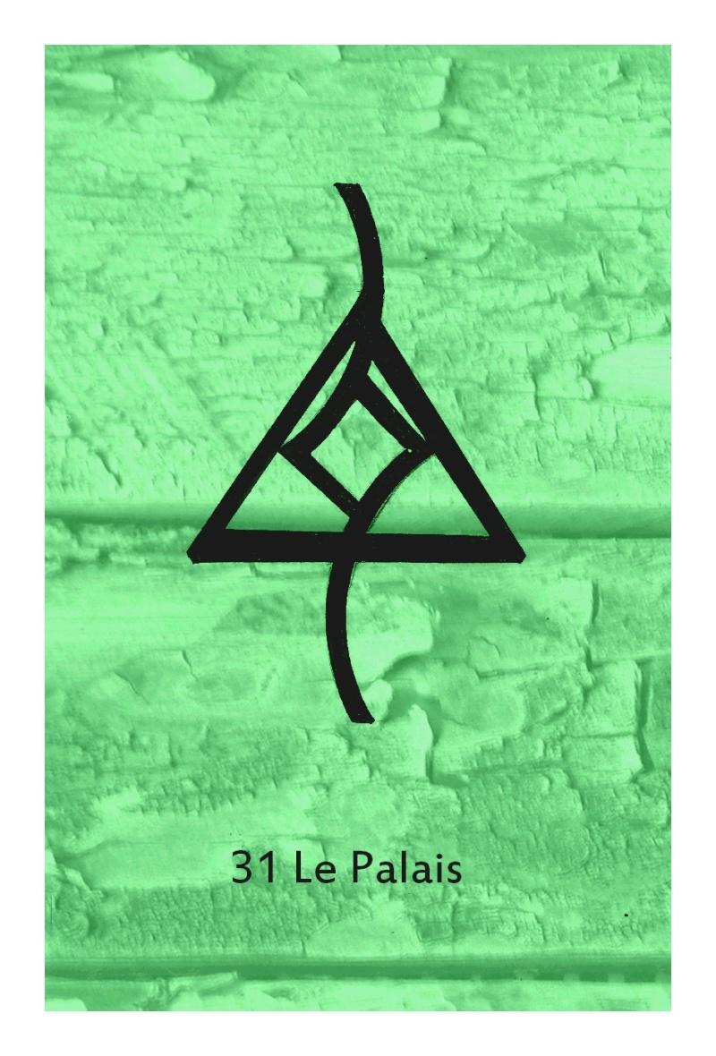 Oracle des Harmoniques : Définition carte PALAIS 3110