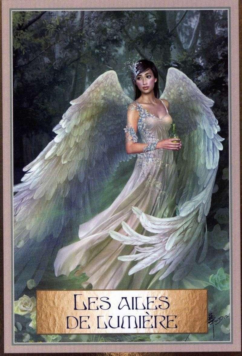 Oracle du Chemin Pavé d'Or : la carte des AILES DE LUMIERE Img14510