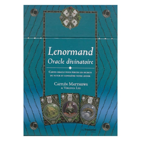 LENORMAND ORACLE DIVINATOIRE Lenorm14