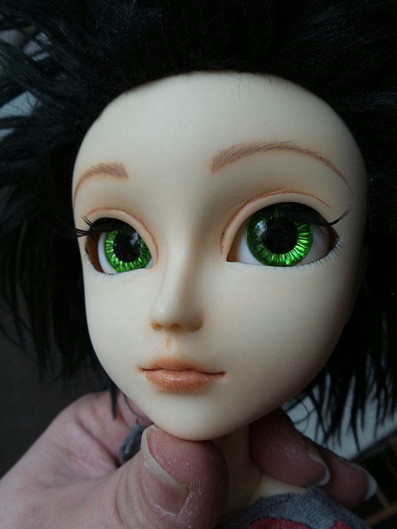 Mes premiers make up dal, pullip, taeyang 20140337