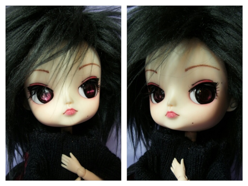 Mes premiers make up dal, pullip, taeyang Picsar56
