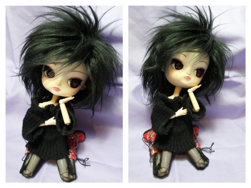 Mes premiers make up dal, pullip, taeyang Picsar57