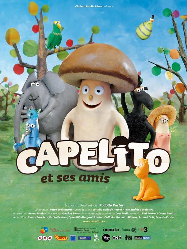 CAPELITO ET SES AMIS - CPF - 16 avril 2014 Capeli10