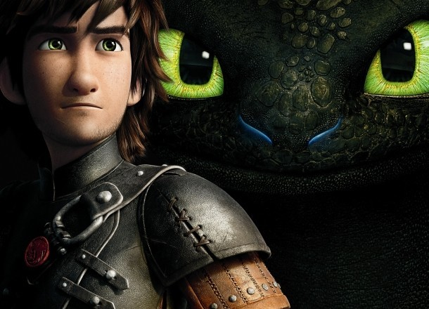 HOW TO TRAIN YOUR DRAGON 2 - Dreamworks - Juin 2014 -  Dragon12