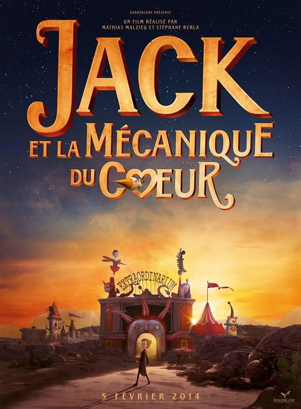 JACK ET LA MECANIQUE DU COEUR - Europacorp - 05 fév 2014 - Jacket10