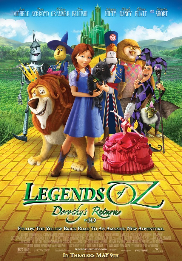 LEGENDS OF OZ DOROTHY'S RETURN - Summertime - 09 mai 2014 Legend11