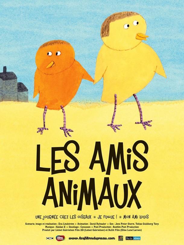 LES AMIS ANIMAUX - Les Films du Préau - 05 Février 2014  Lesami10