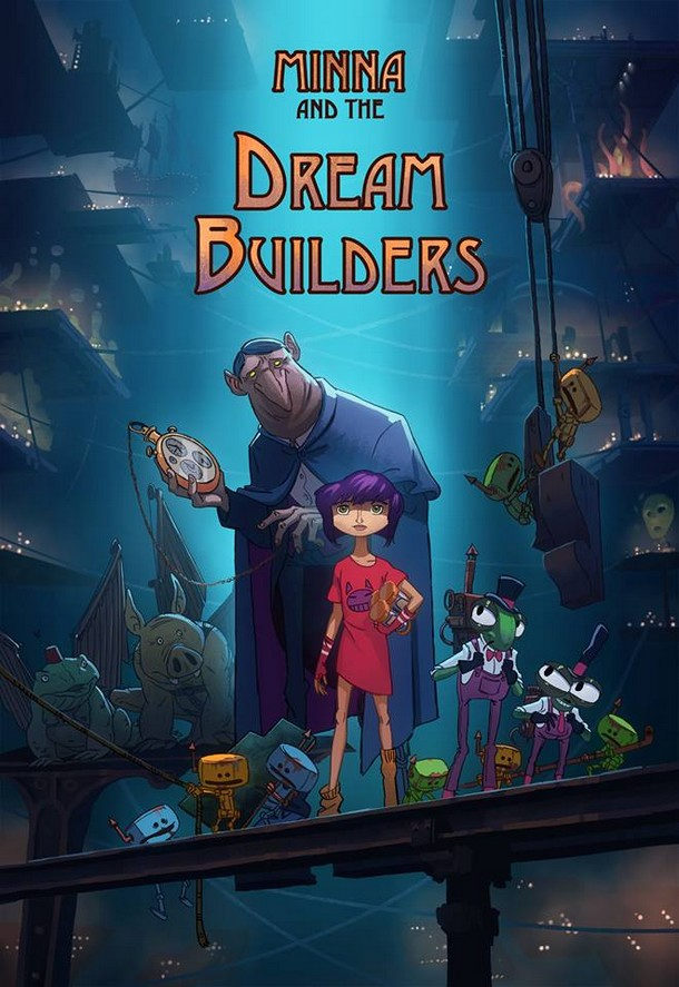 MINNA AND THE DREAM BUILDERS - First Lady Film - En cours Minna_10