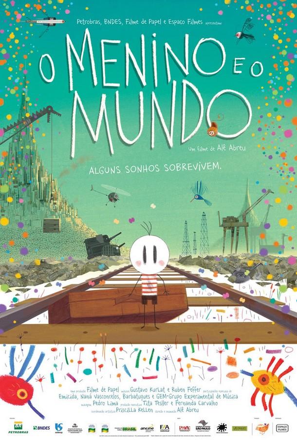 O MENINO E O MUNDO - Filme de Papel - Janvier 2014 O_meni10