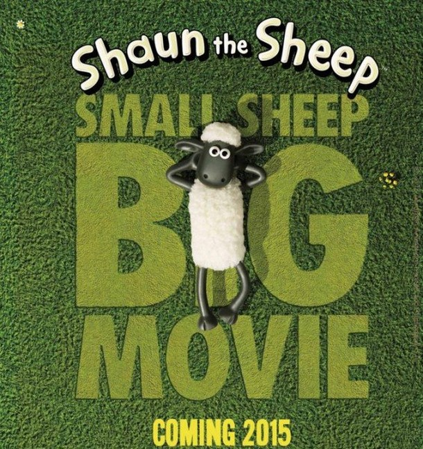 SHAUN THE SHEEP MOVIE - Aardman/StudioCanal - 28 mars 2015 Shaunt10