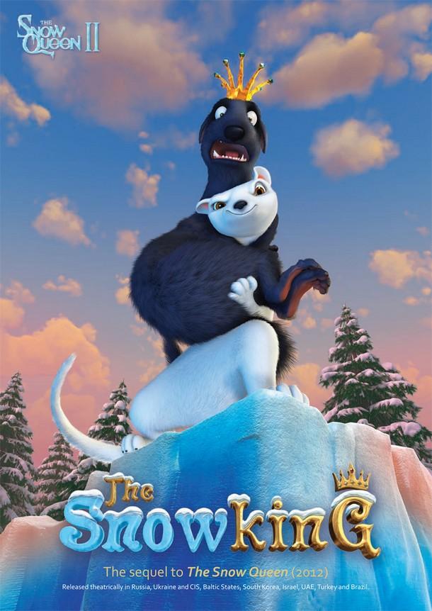 THE SNOW QUEEN 2 - Wizart Animation - RU : 1er janvier 2015 Snow-k10