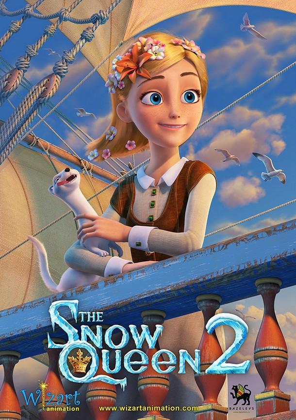 THE SNOW QUEEN 2 - Wizart Animation - RU : 1er janvier 2015 Snow-q10