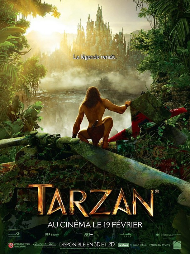 TARZAN - Allemagne - Constantin - 19 février 2014 !! Tarzan10