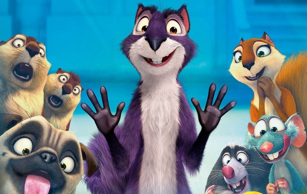 THE NUT JOB 2 - Open Road Films - 15 janvier 2016 The-nu10