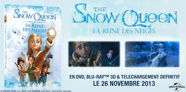 THE SNOW QUEEN - 3D - Wizart Animation - 31 décembre 2012 Thesno10