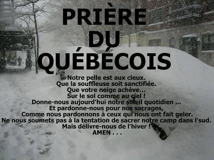 priere du quebecois 14792210