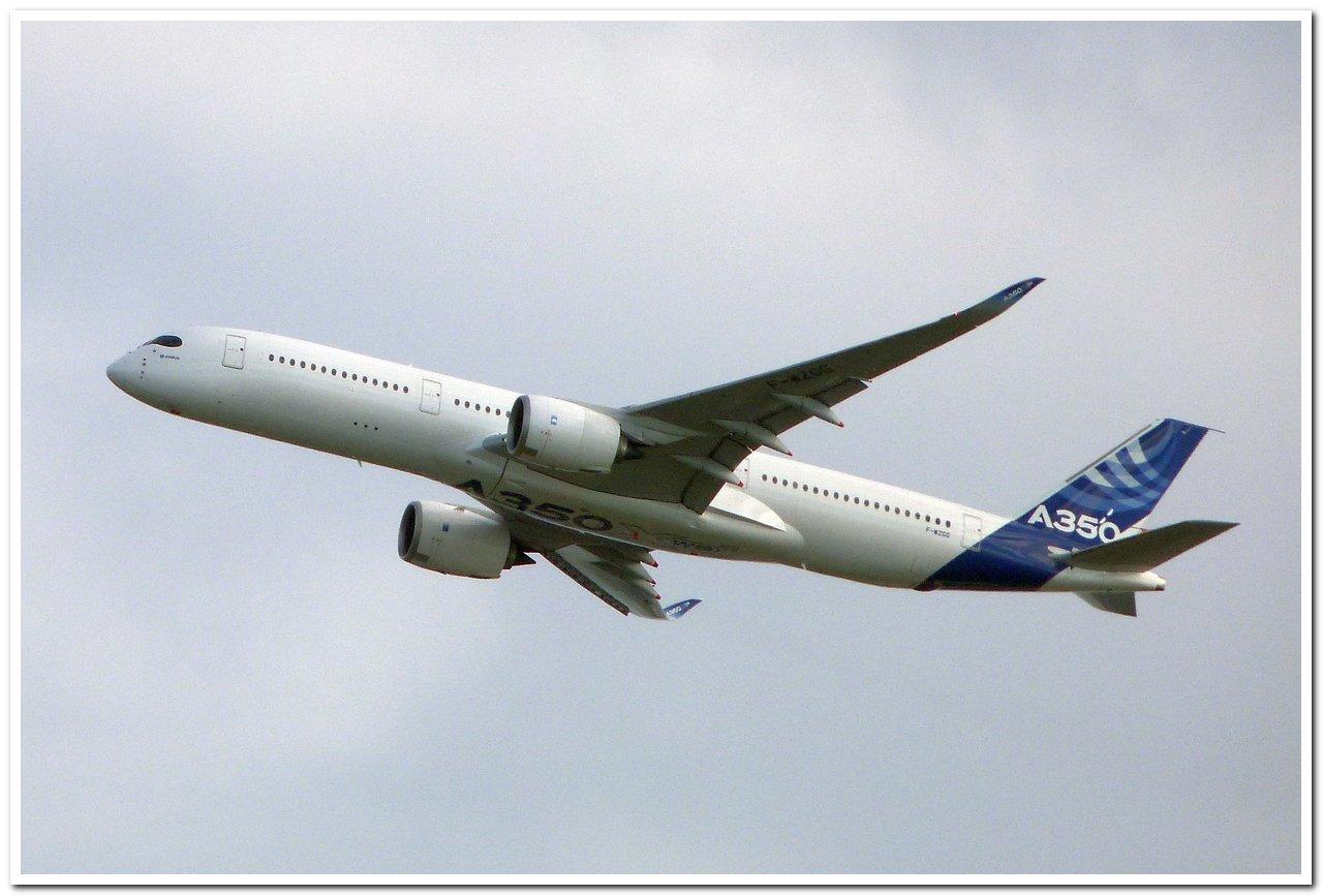 [28/11/2013] Passage de l'Airbus A350XWB Prévu pour Jeudi 28/11 !!!  P1100710