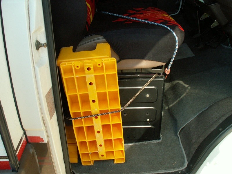cales pour camping car  2610