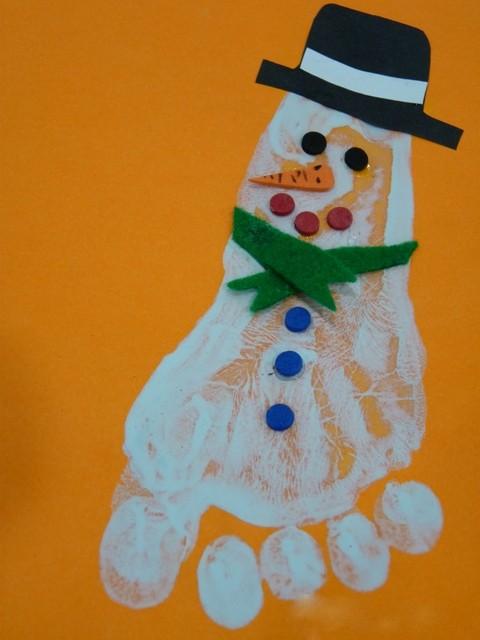 bonhomme de neige pied  Vhqc10