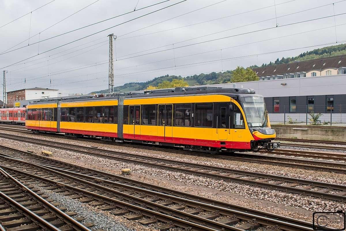 Surprise : Le nouveau tram de Karlsruhe à Trier. Img_7311
