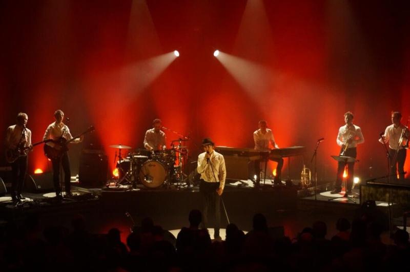 Autour de & the Ginger accident, l'album/le spectacle 1rappe10