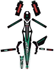 KIT DECO Green10