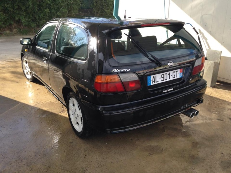 nissan almera GTI 143cv  14507210