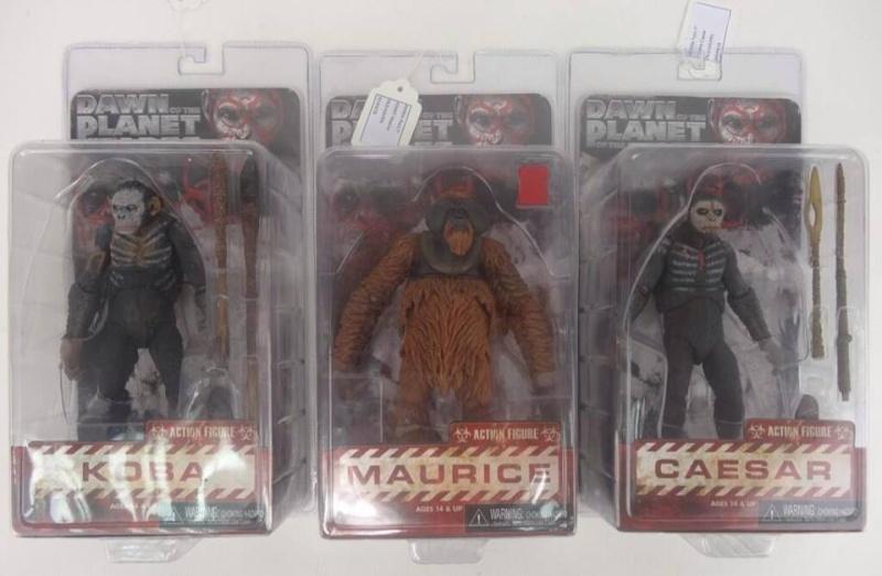 Planéte des singes les origines :Hiya toys,Neca et autres... Planet10
