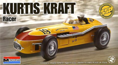 Kurtis Kraft indy terminée  Revell10