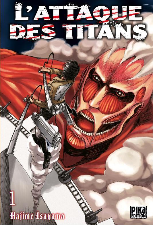 Shonen: L'attaque des titans - Tome 1 [Isayama, Hajime] Lattaq10