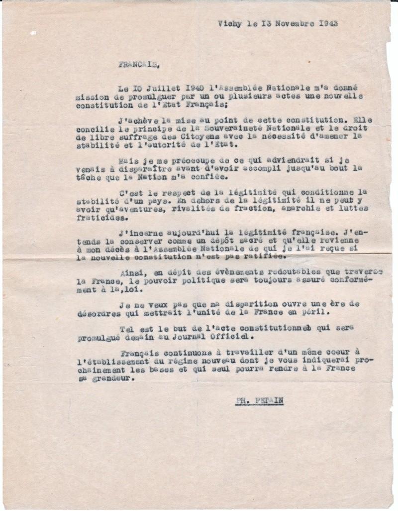 Journal L'AUBE du 20-12-1944 avec annotation sympathique ! Img6010
