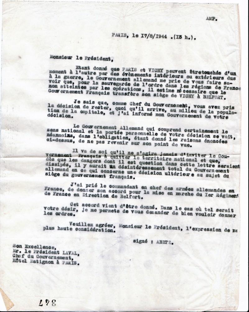 Journal L'AUBE du 20-12-1944 avec annotation sympathique ! Img_0217