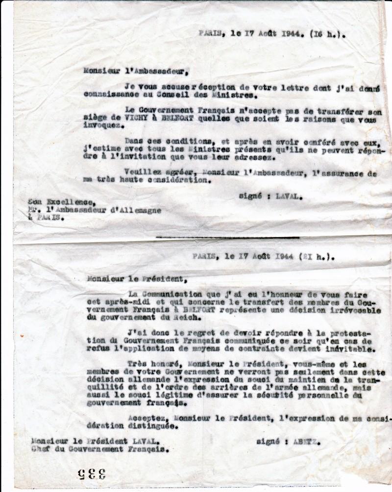 Journal L'AUBE du 20-12-1944 avec annotation sympathique ! Img_0218
