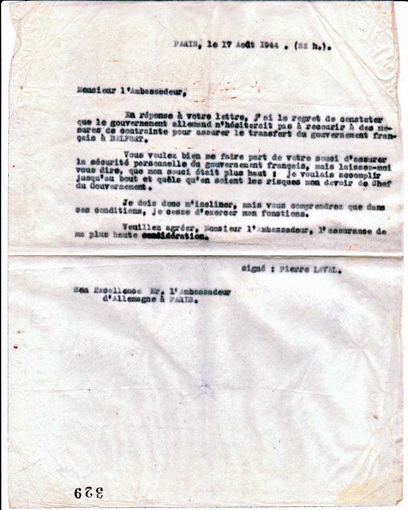 Journal L'AUBE du 20-12-1944 avec annotation sympathique ! Img_0219
