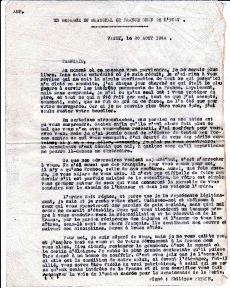 Journal L'AUBE du 20-12-1944 avec annotation sympathique ! Img_0223