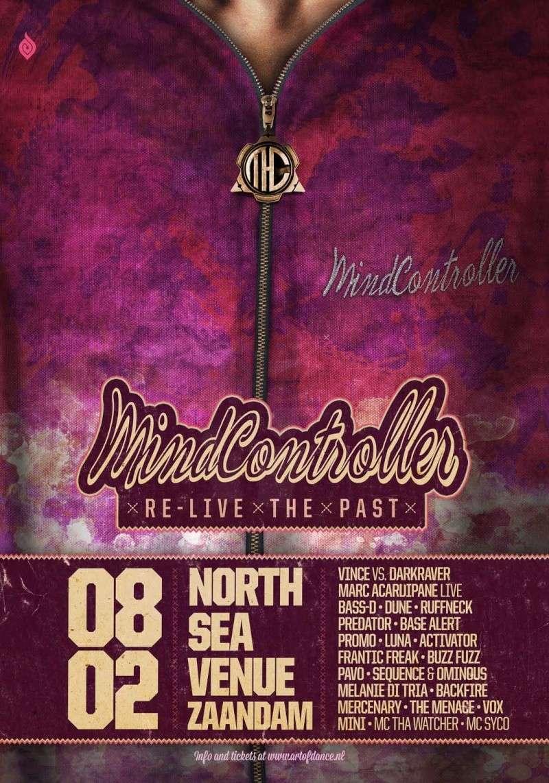[ MINDCONTROLLER - 08/02/2014 - North Sea Venue - Zaandam (NL) ] 25695210