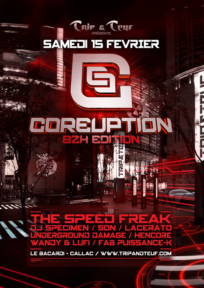 [ COREUPTION - BZH Edition - 15 Fevrier 2014 - Le Bacardi - Callac - FR ] Coreup13