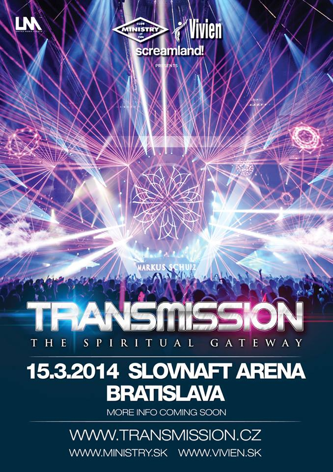 [ TRANSMISSION - 15 Mars 2014 - Slovnaft Arena - Bratislava - Slovaquie ] Flyer_12