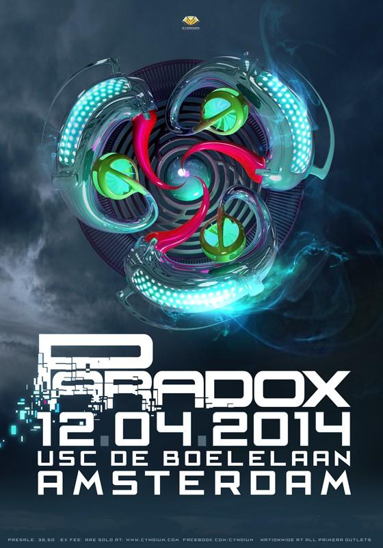 [ PARADOX - 12/04/2014 - Amsterdam Studios, NL ] Parado10