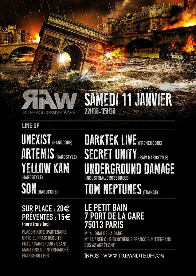 [ Ruff Agressive Wave (R.A.W) - Samedi 11 Janvier 2014 - Le Petit Bain - Paris ] Raw-pa15