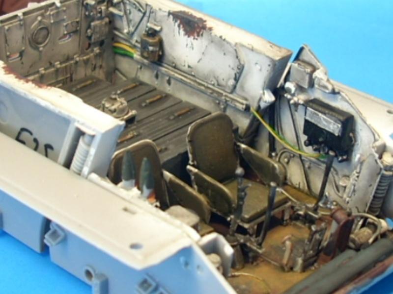 T 34/85 Hobby Boss 1/48eme Rscn1310