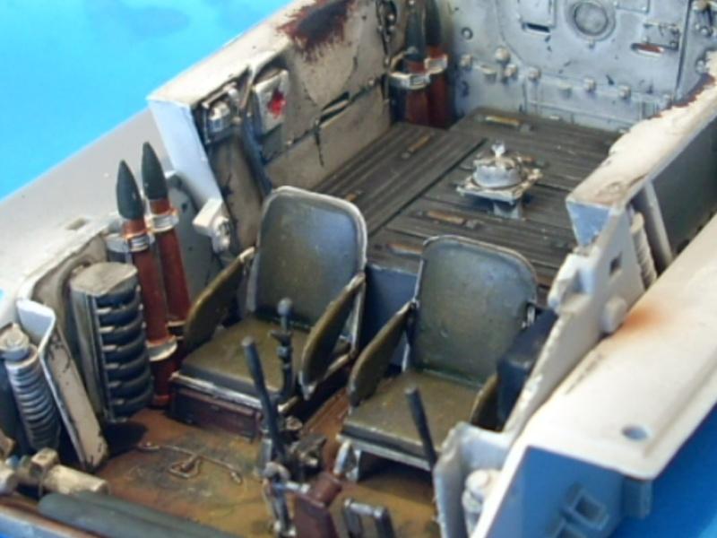 T 34/85 Hobby Boss 1/48eme Rscn1311