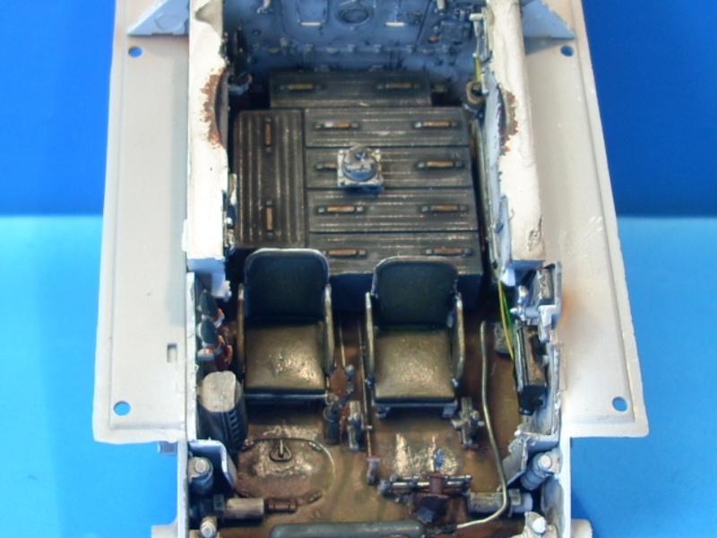 T 34/85 Hobby Boss 1/48eme Rscn1312